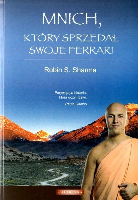 Mnich który sprzedał swoje ferrari