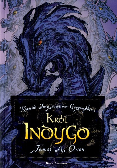 Król Indygo Kroniki Imaginarium Geographica
