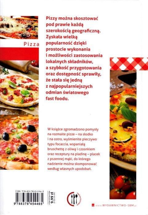 Pizza focaccia bruschetta piada