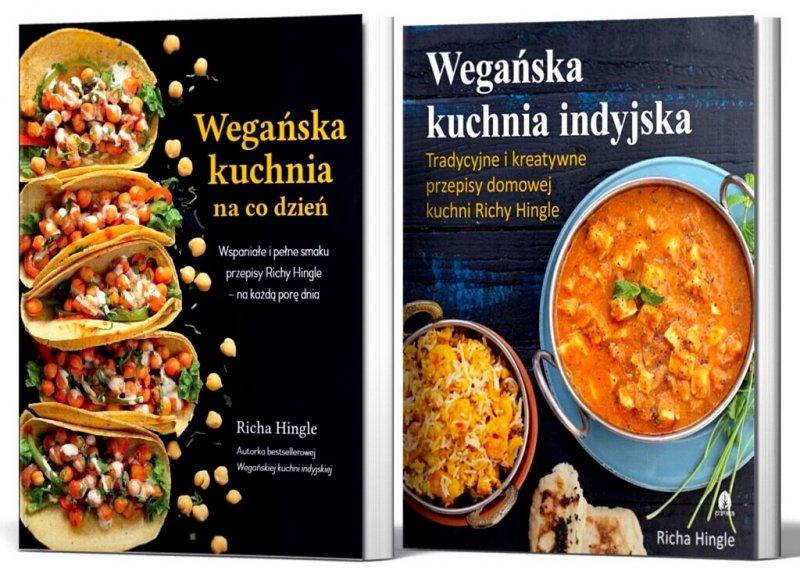 Wegańska kuchnia na codzień kuchnia indyjska