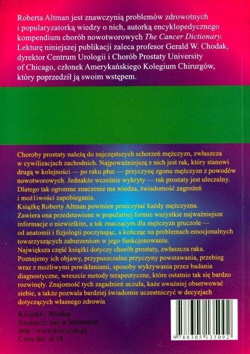 Prostata Schorzenia i ich leczenie