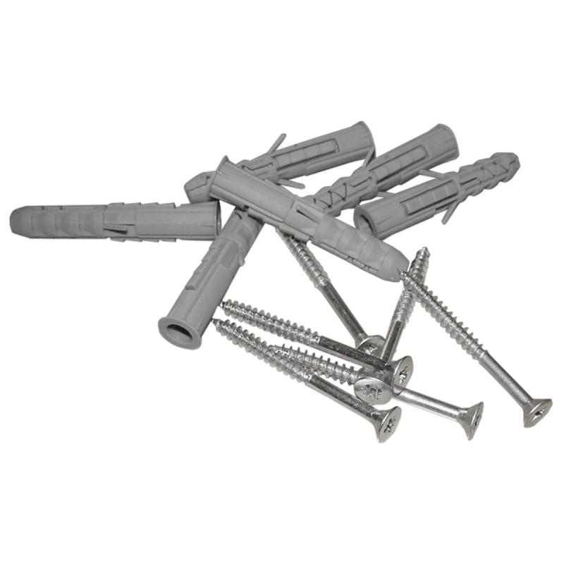 Winkelgriff für barrierefreies Bad 100/40 cm links montierbar aus rostfreiem Edelstahl ⌀ 25 mm