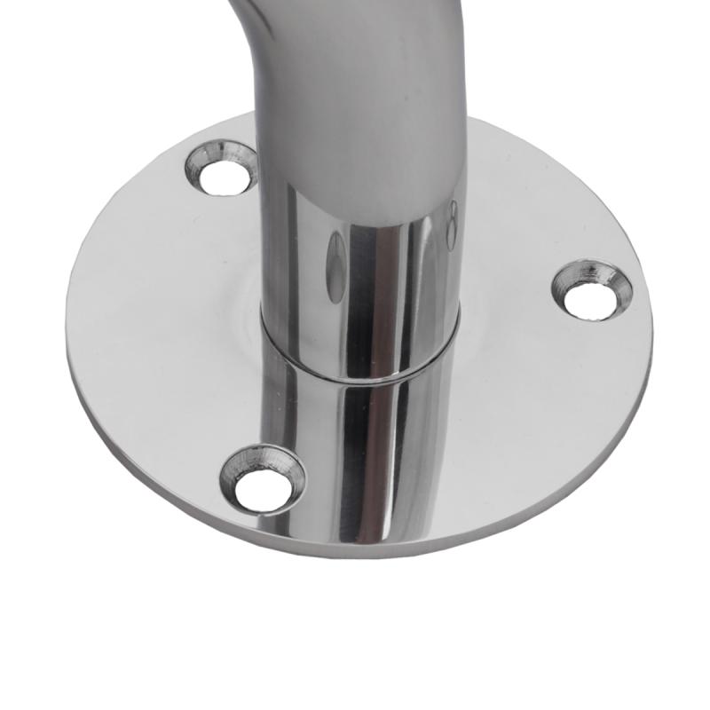 Haltegriff für barrierefreies Bad 90 cm aus rostfreiem Edelstahl ⌀ 32 mm