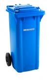 Pojemnik na odpady z tworzywa 120 l - BIO SSI Schaefer