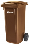 Pojemnik do segregacji MGB 120l ESE (bio odpady)