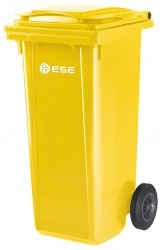 Pojemnik do segregacji MGB 120l (plastik)