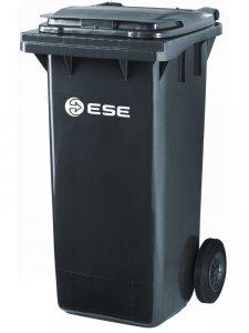 Pojemnik na śmieci MGB 120 ESE (czarny)