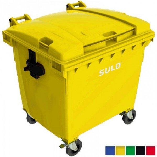 Duży pojemnik na odpady ECO 1100l