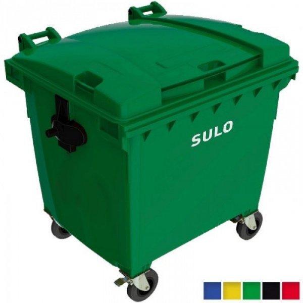 Pojemnik na odpady SULO 1100l Szkło