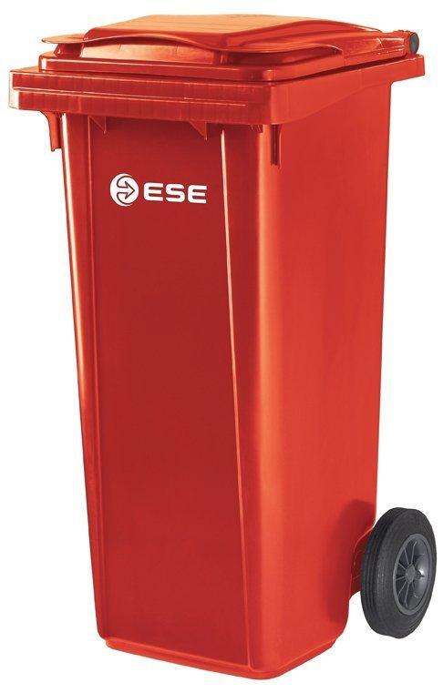 Pojemnik na odpady 120l ESE (zielony)