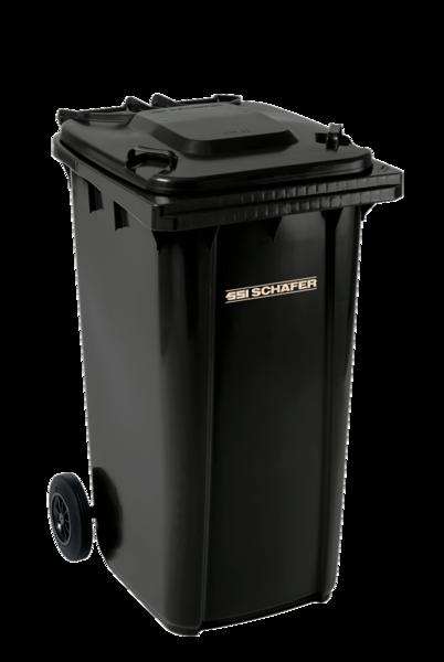Ogromny Kosz na śmieci 240l SSI-schaefer - Pojemniki na odpady 240l VM09
