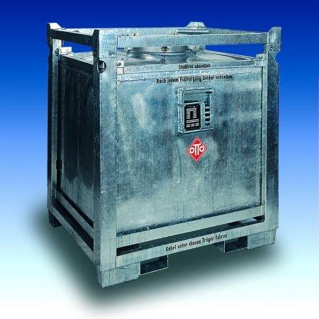 Odpady ciekłe (ASF 800L z zaworem) - cena ustalana indywidualnie