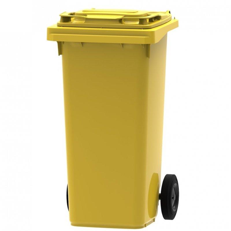 Pojemnik na śmieci MGB 120 ESE (żółty)
