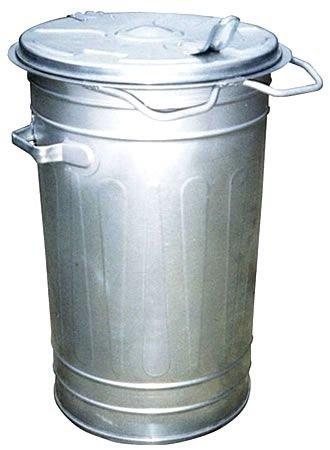 Metalowy pojemnik SM 80 litrów ( bez kół )