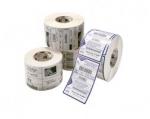Etykiety termotransferowe papierowe 76x25 - 2580szt.
