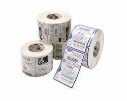 Etykiety termotransferowe papierowe 127x64 - 3000szt.