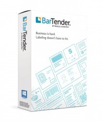 Seagull BarTender 2021 Starter z licencją na 1 drukarkę