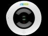 Kamera IP fisheye PTZ, 4K, IK10, 1.6mm - AVIZIO BASIC