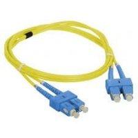 Patch cord SC/UPC-SC/UPC duplex SM 1.0m