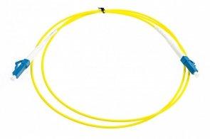 Patch cord LC/UPC-LC/UPC simplex SM 2.0m