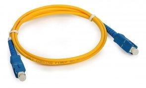 Patch cord SC/UPC-SC/UPC simplex SM 5.0m