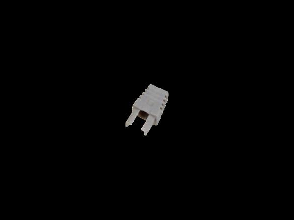 Osłonki wtyku RJ45 szara wewnętrzna