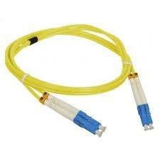 Patch cord LC/UPC-LC/UPC duplex SM 1m