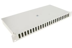 """Panel / Przełącznica 24xSC duplex 19"""" 1U"""