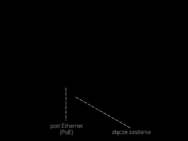 Kamera IP kopułkowa, 3 Mpx, IK10, 3.0-10.5mm, zmotoryzowany obiektyw AVIZIO PRO