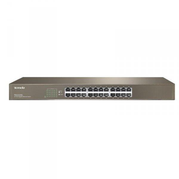 Switch TEG1024D 24 porty RJ45 10/100/1000 Mbps