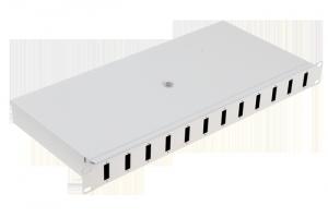 """Panel / Przełącznica 12xSC duplex  19"""" 1U"""