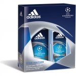 Adidas UEFA Champions League Star Edition Deodorant Body Fragrance 75 ml + Deo Body Spray 150 ml