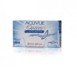 Acuvue Oasys for Astigmatism 1szt. -0,50/-1,25/140