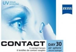 Zeiss Contact Day 30 Air Spheric 6szt.