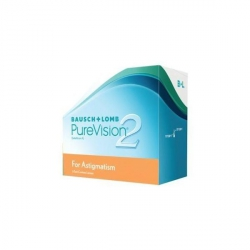 PureVision 2 For Astigmatism 3szt.