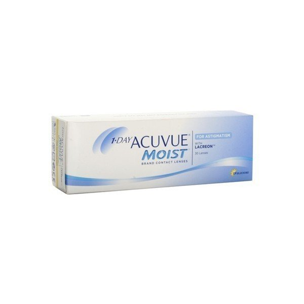 1-Day Acuvue Moist for Astigmatism 1szt. -2,25/-0,75/130