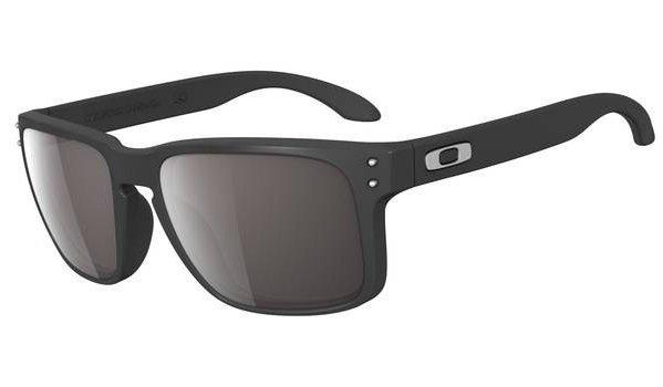 Oakley HOLBROOK. Matte Black/Warm Grey OO9102-01