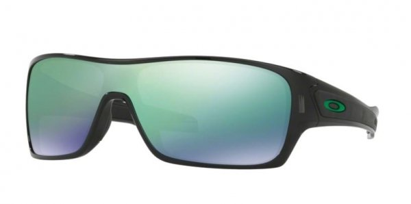 Oakley TURBINE ROTOR Polished Black/Jade Iridium OO9307-04