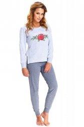 Piżama damska Dn-nightwear PM.9515