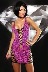 Sukienka Zebra Dress Lolitta WYSYŁKA 24H