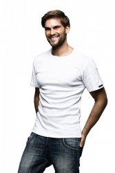 Koszulka męska Art. 112 biały Sesto Senso WYSYŁKA 24H