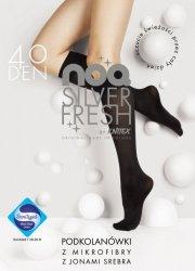 Podkolanówki Knittex Silver Fresh 40 den