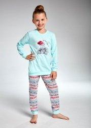 Piżama dziewczęca Cornette Kids Girl 594/95 Hippo dł/r 86-128