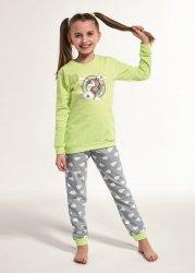 Piżama dziewczęca Cornette Kids Girl 594/109 Unicorn dł/r 86-128