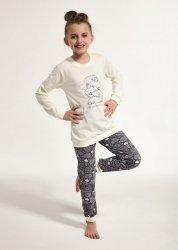 Piżama dziewczęca Cornette Kids Girl 594/114 Sheep dł/r 86-128