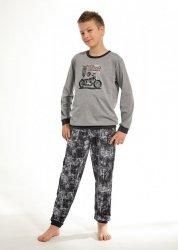 Piżama chłopięca Cornette 593/101  dł/r Kids Riders 86-128