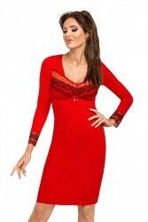 Koszula nocna Jasmine II czerwona Donna WYSYŁKA 24H