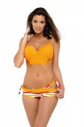 Marko Angelina M-544 Orange-Vigneto Kostium kąpielowy WYSYŁKA 24H