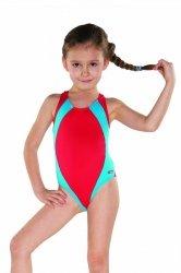 Kostium kąpielowy dziewczęcy Shepa 009 (B6D8) WYSYŁKA 24H