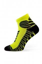 Skarpety Sport Socks żółte Sesto Senso WYSYŁKA 24H
